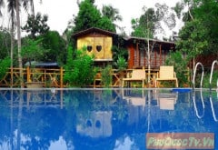 Phu Quoc Sen Lodge Bungalow Village